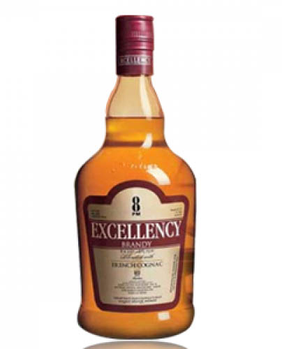 8 PM EXCELLENCY BRANDY