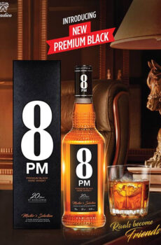 8 PM PREMIUM BLACK WHISKY