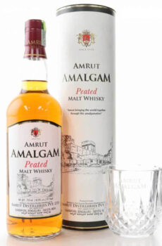 AMRUT AMALGAM PEATED MALT WHISKY