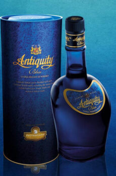 ANTIQUITY BLUE ULTRA PREMIUM WHISKY
