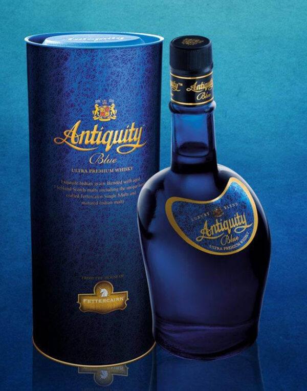 ANTIQUITY BLUE ULTRA PREMIUM WHISKY