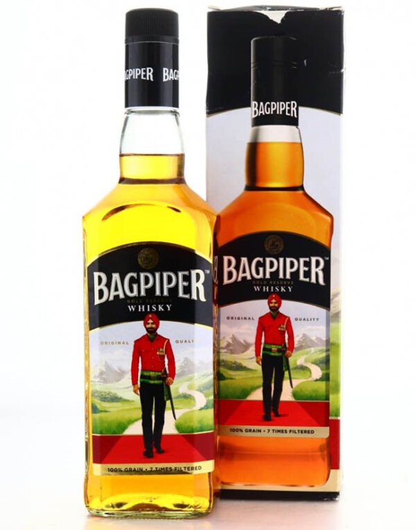 BAGPIPER GOLD PREMIUM WHISKY
