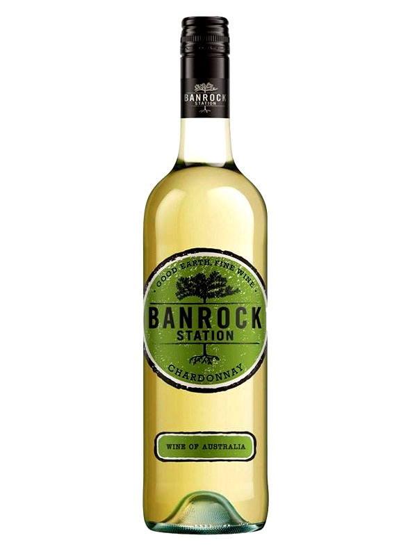 BANROCK STATION CHARDONNAY WHITE WINE