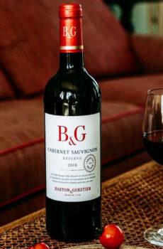 BARTON & GUESTIER RESERVE CABERNET SAUVIGNON RED WINE
