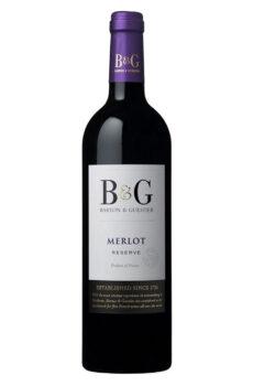 BARTON & GUESTIER RESERVE MERLOT RED WINE
