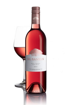 BIG BANYAN VINEYARDS ROSA ROSSA ROSE WINE