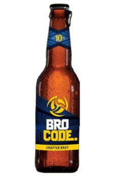 BRO CODE CB 10