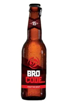 BRO CODE CB 15
