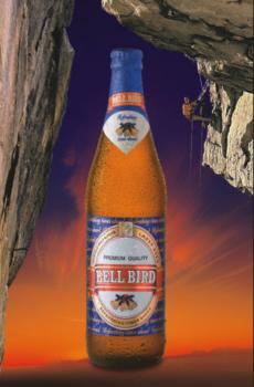 Bell Bird Premium Larger Beer