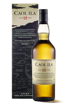 CAOL ILA AGED 12 YEARS ISLAY SINGLE MALT SCOTCH WHISKY