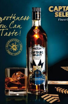 CAPTAIN'S SELECT WHISKY