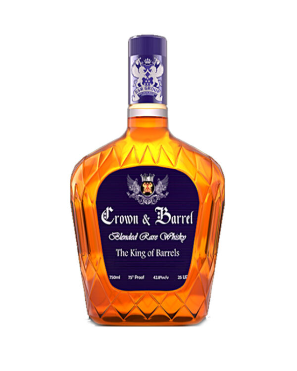 CROWN & BARREL WHISKY
