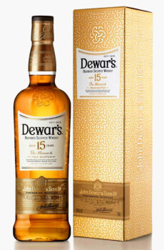 DEWAR'S AGED 15 YEARS BLENDED SCOTCH WHISKY