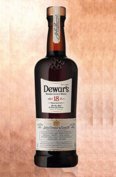 DEWAR'S AGED 18 YEARS BLENDED SCOTCH WHISKY