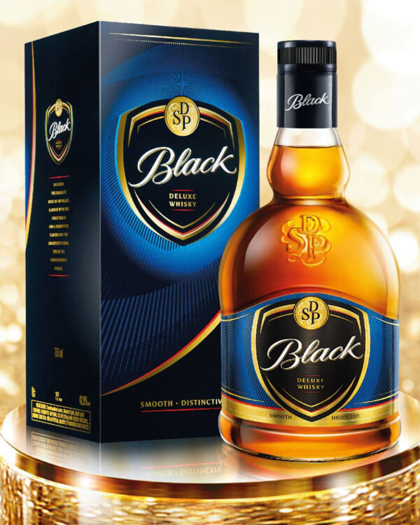 DSP BLACK DELUXE WHISKY