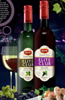 ELITE CLUB RED WINE
