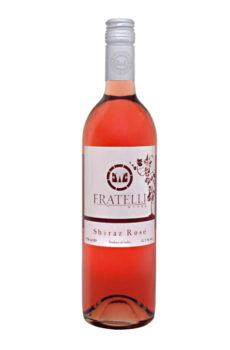 FRATELLI WINES SHIRAZ ROSE