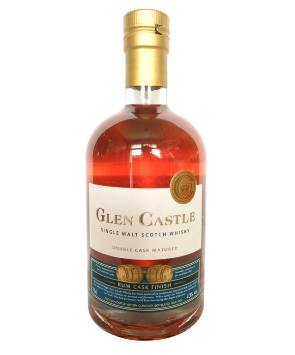 GLEN CASTLE SINGLE MALT WHISKY SELECT BARREL RESERVE