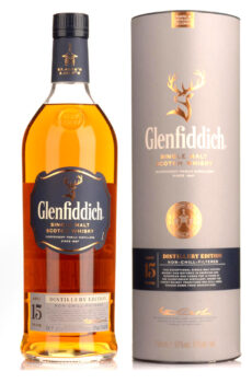 GLENFIDDICH SINGLE MALT SCOTCH WHISKY 15 YO (700 ml)