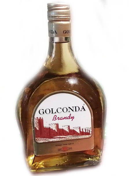 GOLCONDA BRANDY