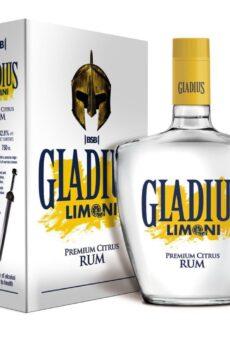 GLADIUS LIMONI PREMIUM CITRUS RUM