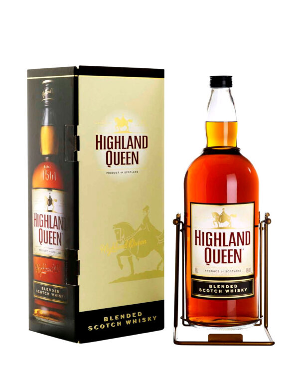 HIGH LAND QUEEN BLENDED SCOTCH WHISKY