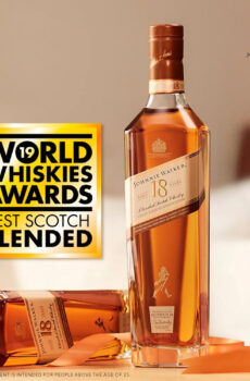 JOHNNIE WALKER AGED 18 YEARS BLENDED SCOTCH WHISKY2