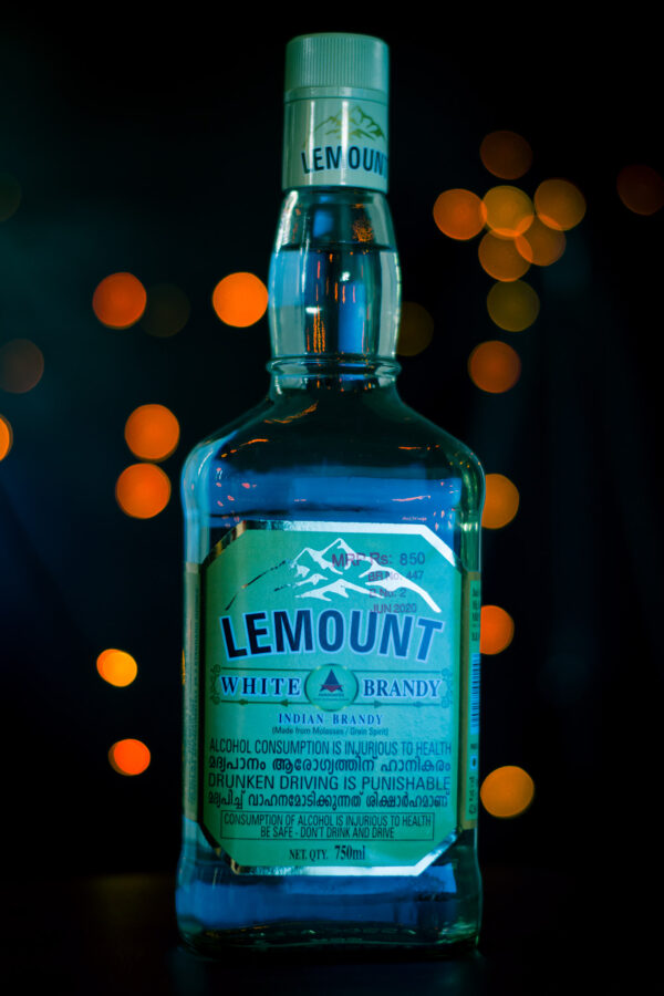 LEMOUNT WHITE BRANDY