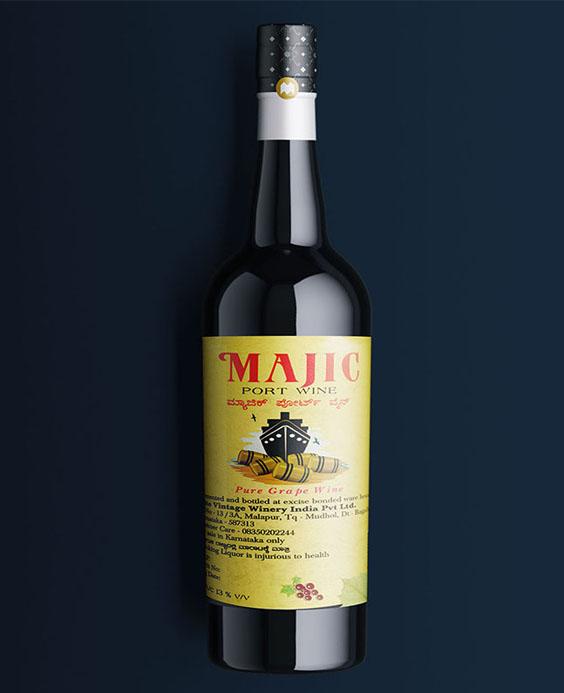 MAJIC PORT WINE