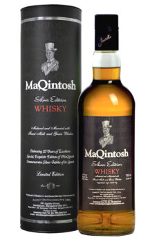 MAQINTOSH FINEST GRAIN WHISKY