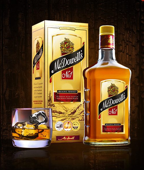 MCDOWELL'S NO.1 RESERVE WHISKY