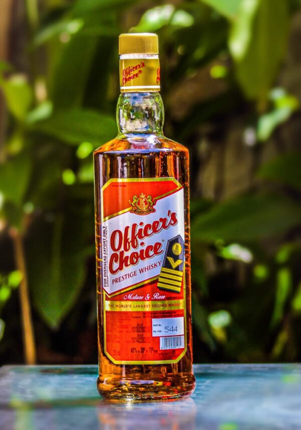 OFFICER'S CHOICE PRESTIGE WHISKY