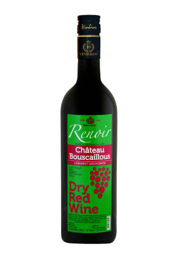 RENOIR DRY RED WINE
