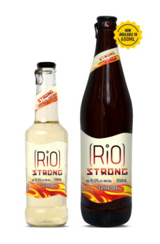 RIO STRONG EXTRA DRY FIZZY WINE