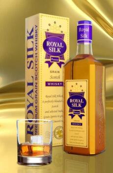 ROYAL SILK PREMIUM GRAIN SCOTCH WHISKY