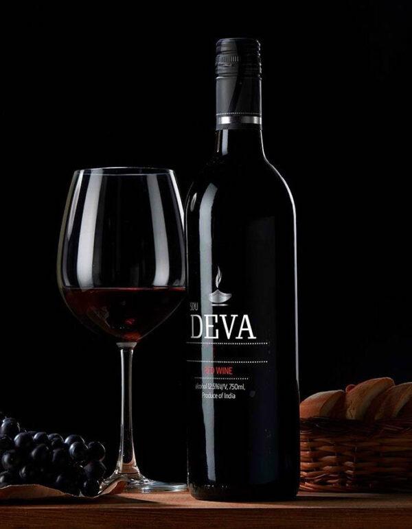 SDU DEVA PREMIUM RED WINE