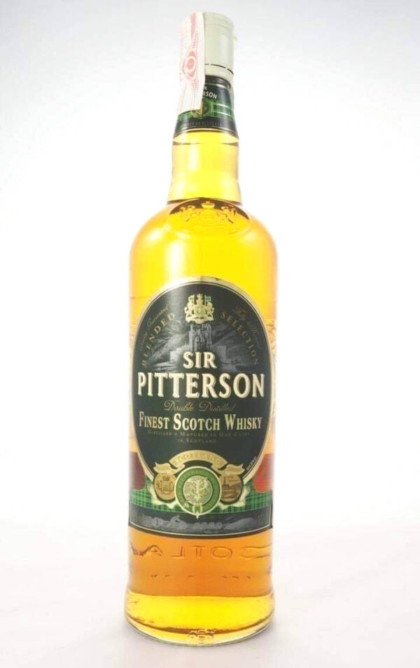SIR PITTERSON FINEST SCOTCH WHISKY
