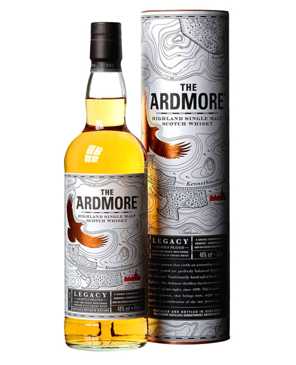 THE ARDMORE HIGHLAND SINGLE MALT SCOTCH WHISKY