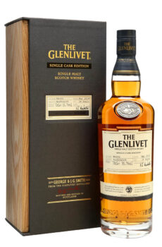 THE GLENLIVET SINGLE MALT SCOTCH WHISKY