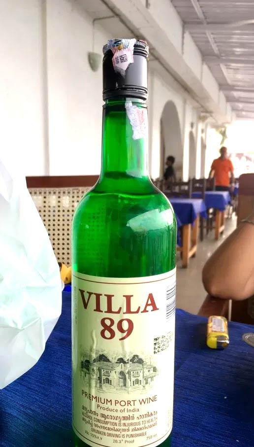 VILLA 89 PREMIUM PORT WINE