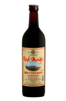 VINBROS RED MAGIC RUBY RED WINE