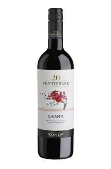 ZONIN VENTITERRE CHIANTI REGIONS COLLECTION RED WINE
