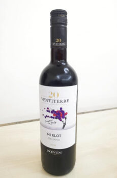 ZONIN VENTITERRE MERLOT RED WINE
