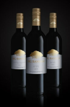BIG BANYAN SHIRAZ RED WINE